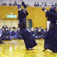 高校剣道・団体戦プレー