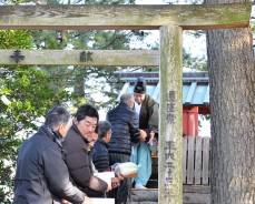 淀姫神社の神事
