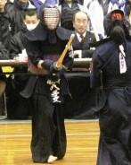 中学剣道・優勝・八手又