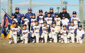 学童野球・優勝UN