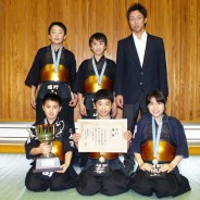 嬉野剣道・小学高学年V