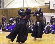 嬉野剣道・中学決勝