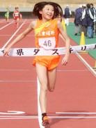 タスキリレー澤井さん