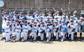 学童、軟式野球_集合