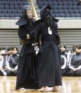 剣道・女子決勝_遠藤