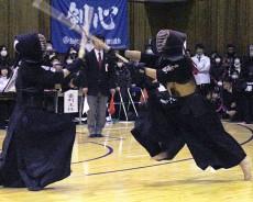嬉野剣道・小学決勝