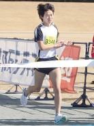 シティマラソン3キロ・逵彰太選手