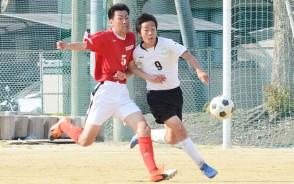 高校サッカー相可・津田