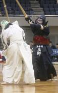高校剣道・女子・玉野選手