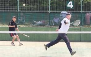 ソフトテニス三銀杯