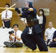 県総体、剣道