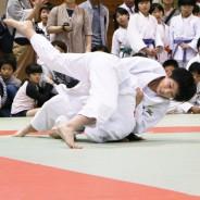 柔道_5年女子・坂山さん