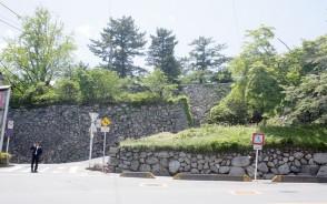 松坂城、景観良くなる