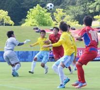 高校サッカー・三重VS伊賀白鳳