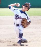 学童野球_UN伊藤投手