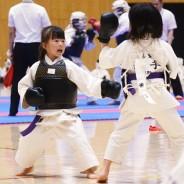 日本拳法・小1_上村さん