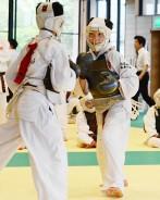 日本拳法・松坂西・丸田君