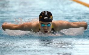 県総体・水泳