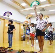 舞姫の練習
