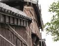 180907宣長旧宅、台風で破損