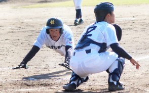 高校野球1年大会