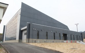 B&G海洋センター改修終わる