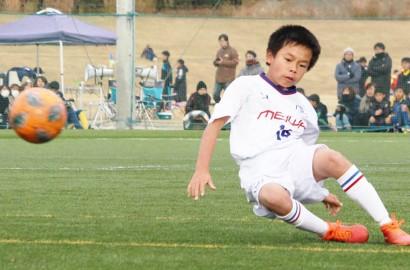 少年サッカー三重信杯-プレー