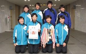 高校新人ソフトテニス・女子優勝・三重