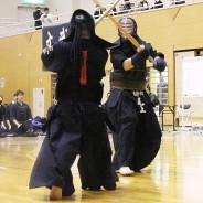 県高校剣道・プレー