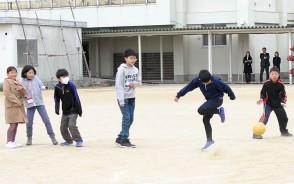 北海道の子が小野江小へ