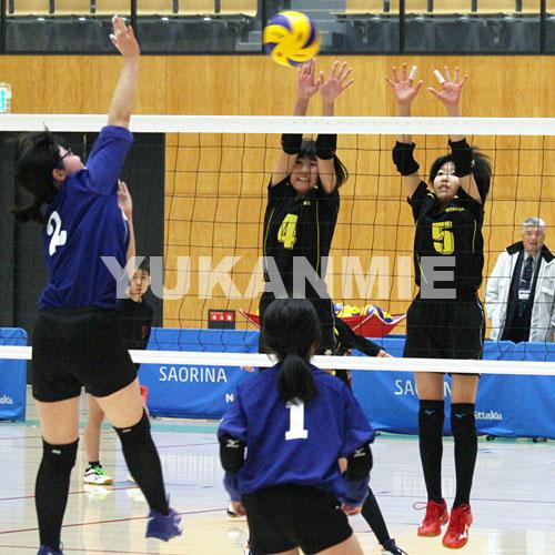 小学生バレー02_徳和の選手ら