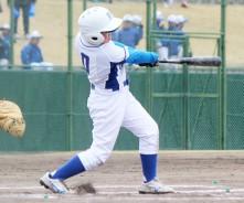 市長杯学童野球・プレー