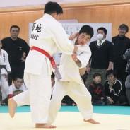 県少年柔道・決勝