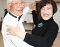 89歳父とダンス