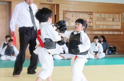 190422日本拳法・プレー