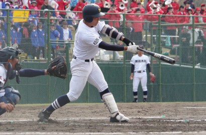 190415高校野球_三重対いなべ