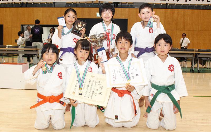 190514日本拳法、集合