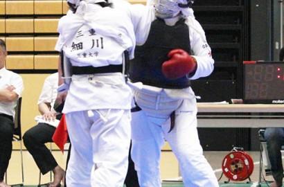190514日本拳法、プレー