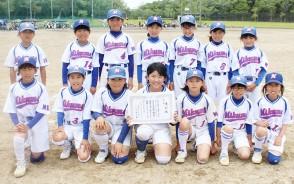 190520小学生ソフト-女子MIKUMO