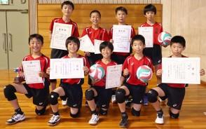 190624小学生バレー男子_松阪JVC