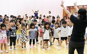 190605環境学習でダンス
