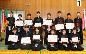 190723中学総体剣道・集合