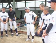 190712松商・冨山監督が勇退