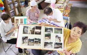 190824宇気郷で昭和57年の台風の写真見つかる