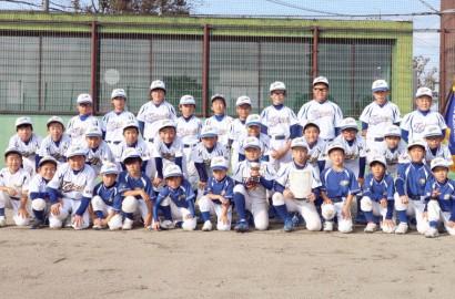 191028学童野球・集合