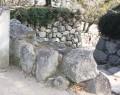 191028松阪城跡の石段