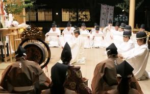 191101松阪神社で松阪大祓