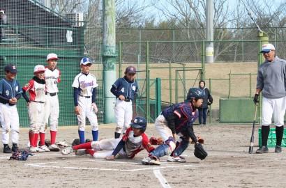 200110ソフト学童の軟式野球体験