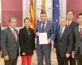 200127バレンシアと県が姉妹提携