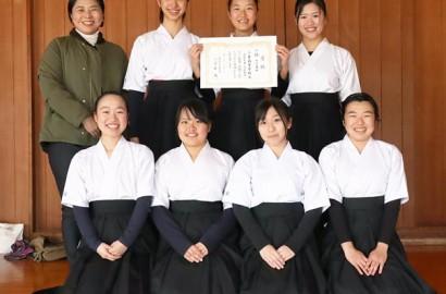 200122弓道・集合